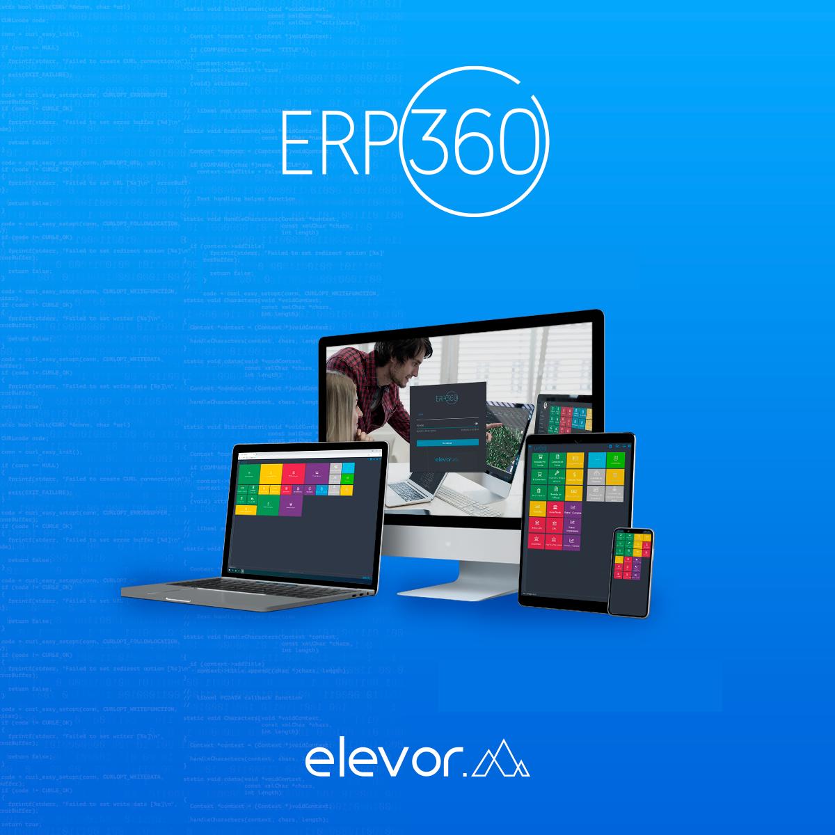 6 motivos para escolher o ERP360