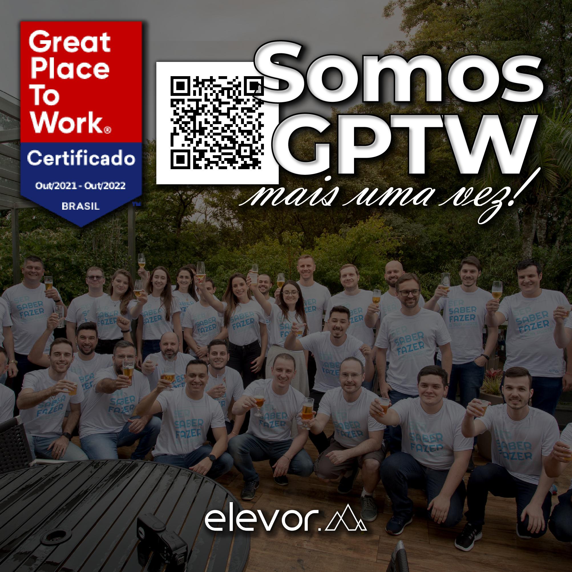Certificação GPTW 2021